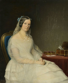 Portrait of Countess Yulia Stroganova