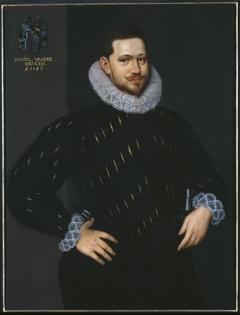Portrait of Daniël van der Meulen