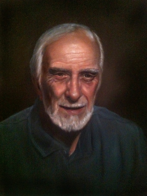 Portrait of Dave Berger
