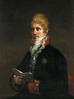 Portrait of Don Ignacio Omulryan y Rourera