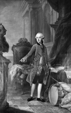 Portrait of Frederik, Heir Presumptive