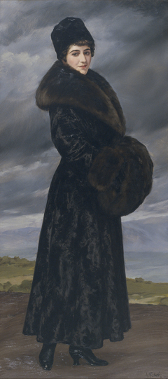 Portrait of Gloria Fabrés