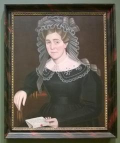 Portrait of Hannah Bassett