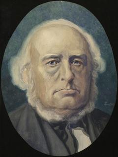 Portrait of Hans Hansen Grimelund