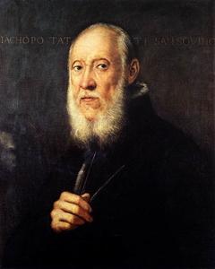 Portrait of Jacopo Sansovino