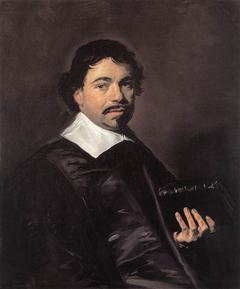 Portrait of Johannes Hoornbeek