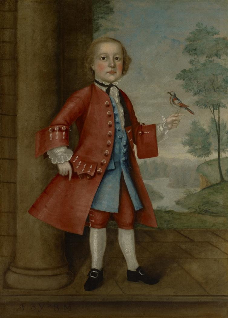 Portrait of John Gerry