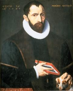 Portrait of Justus Lipsius