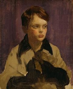 Portrait of Maurice Lambert