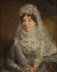 Portrait of Mrs. Edwards
