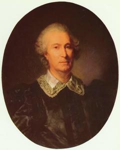 Portrait of Paul Randon de Boisset