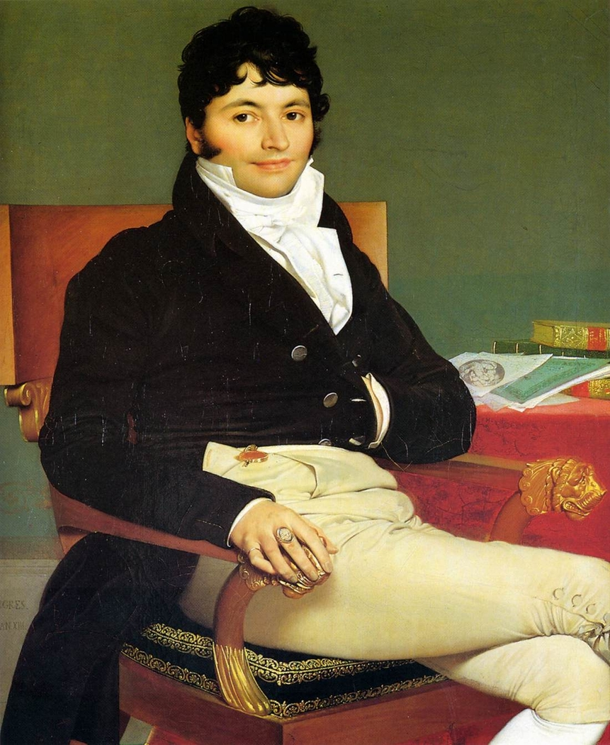 Portrait of Philibert Rivière