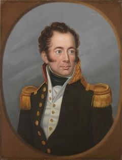 Portrait of Pieter van Herzeele