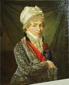 """Portrait of Princess N.P.Golitsynа"""