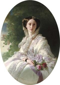 Portrait of Queen Olga von Württemberg