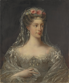 The Duchess of Berry (Portrait de la duchesse de Berry)