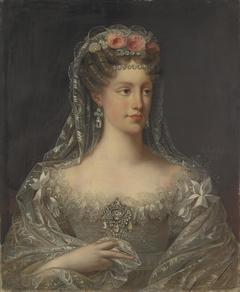 The Duchess of Berry (Portrait de la duchesse de Berry)