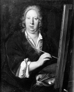 Portrait of the Painter Franz Werner von Tamm