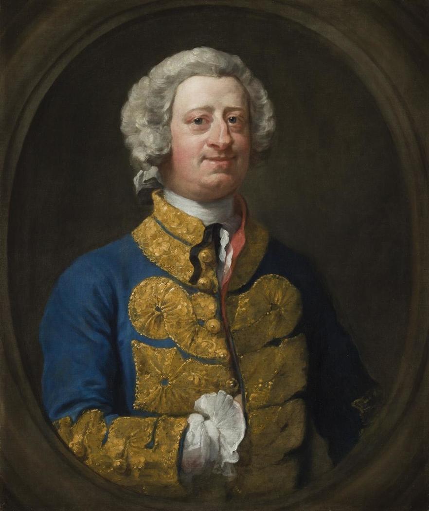 Portrait of William James