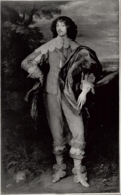 Portrait of William Villiers, 2nd Viscount Grandison (1614-1643)