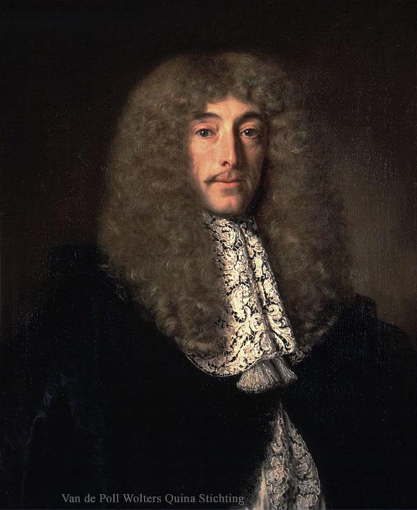 Portret van Carel Quina (1622-1689)