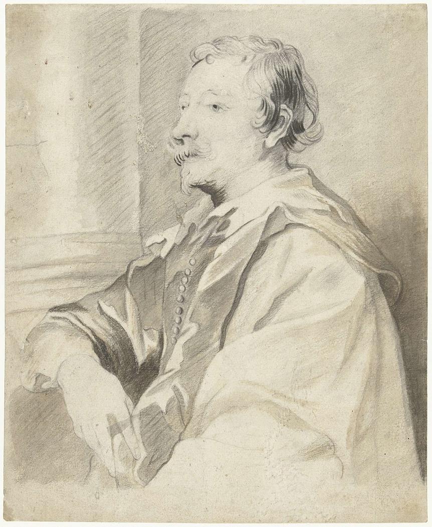 Portret van Cornelis Schut