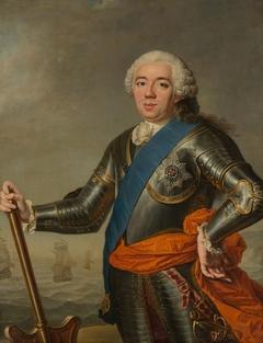 Posthumous Portrait of William IV (1711-1751)