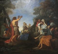 Prédication de Saint Jean Baptiste