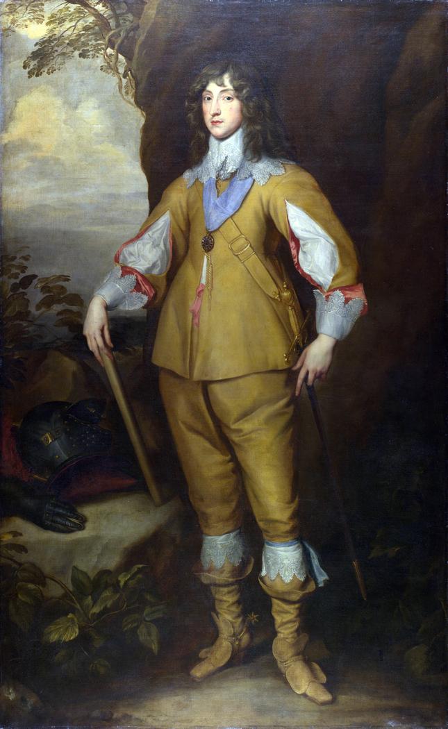 Prince Charles Louis, Count Palatine