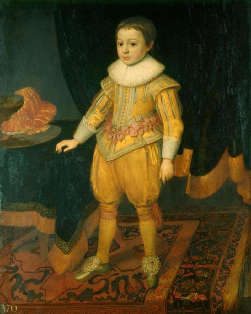 Prince Rupert (1619-1682)