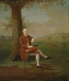 Probably John Trevor, third Baron Trevor, of St. Anne's Hill, Surrey, and Trevalyn Hall, Denbighshire (formerly T. Travers, Esq.)