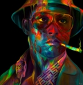 Raoul Duke - Fear and Loathing in Las Vegas