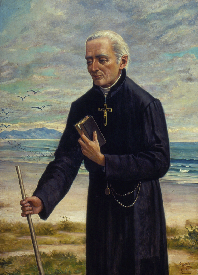 Retrato do Padre José de Anchieta