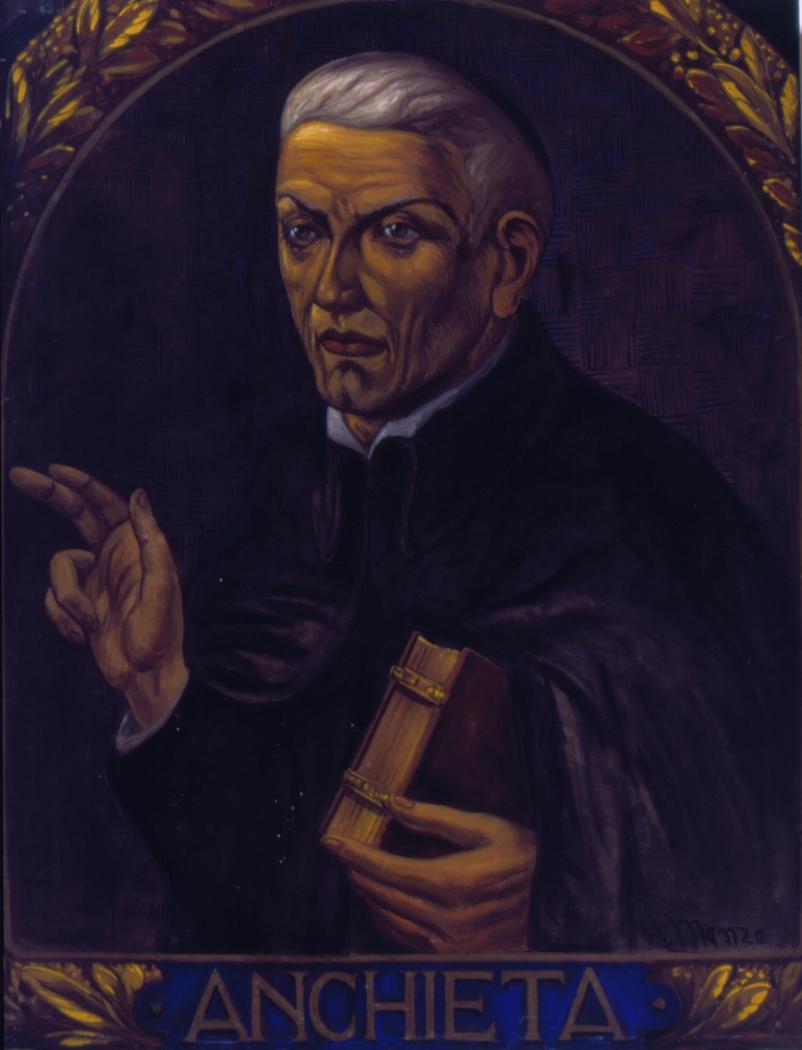 Retrato do Padre José de Anchieta