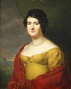 Rose-Henriette Peronne de Sercey, Baroness de Finguerlin (b. 1773)