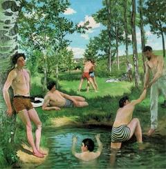 Summer Scene (Scene d'Ete / Les Baigneurs)