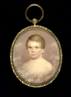 Singleton van Buren as a Child