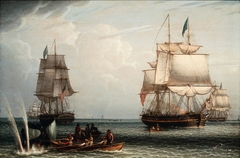 South Sea Whale Fishing II
