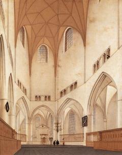St. Bavokerk, Haarlem