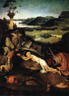 St. Jerome at Prayer