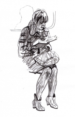 subway sketch