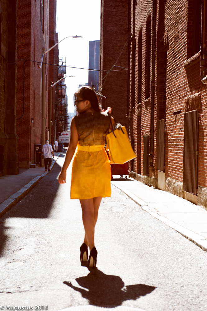Sunny Alley