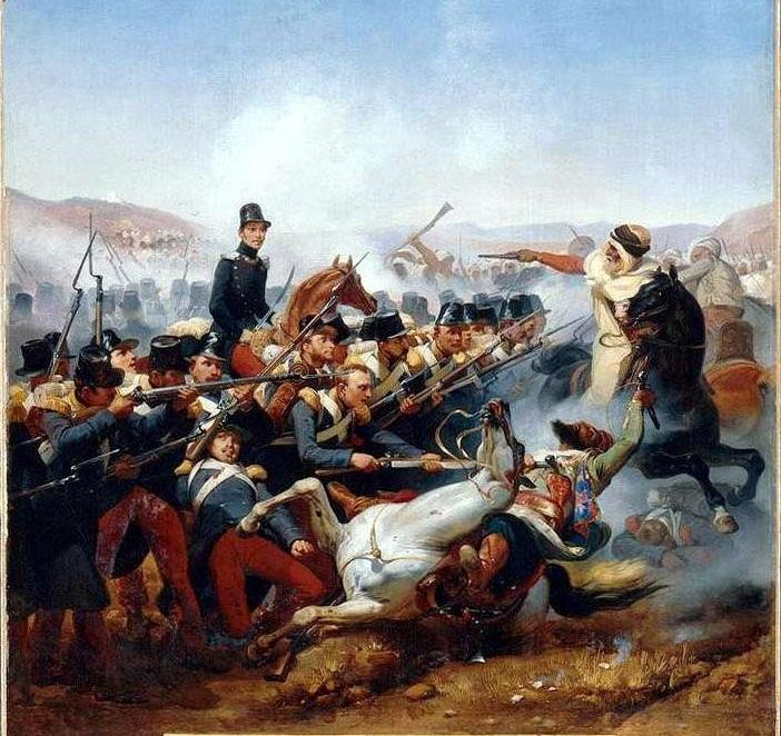 The Battle of Somah