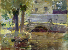 The Bridge at Giverny