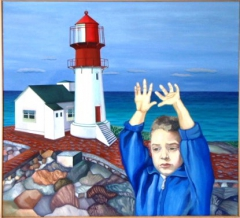 The Child at the Lighthouse