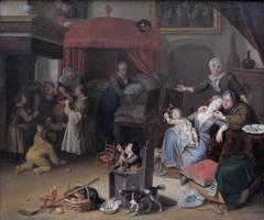 The Feast of Saint Nicholas