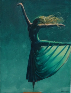 The lake dancer