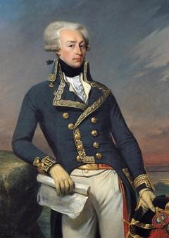 The Marquis de La Fayette as a Lieutenant General