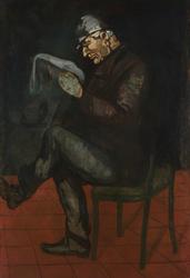 The Painter's Father, Louis-Auguste Cézanne