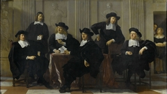 The Regents of the Spinhuis and Nieuwe Werkhuis, Amsterdam